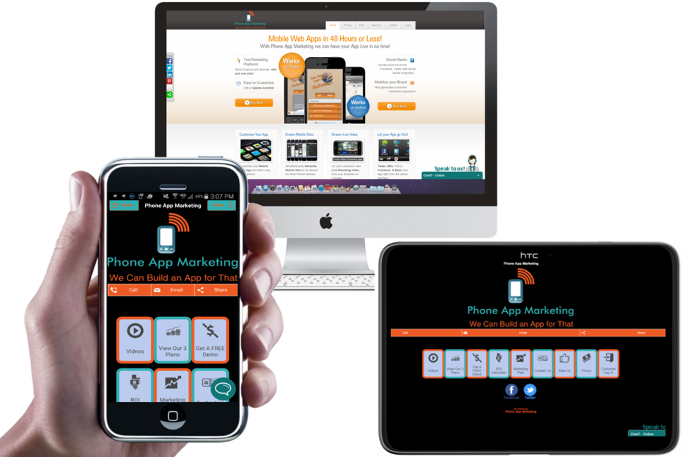 Phone App Marketing
