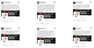Phone App Marketing Customer Reviews